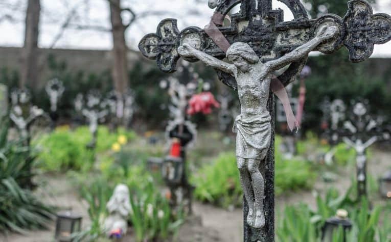 Christ cross crucifix