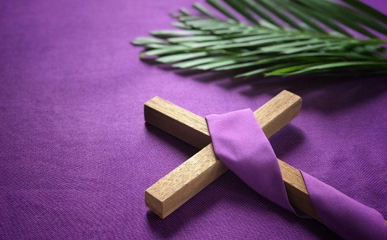 Lent Christian cross