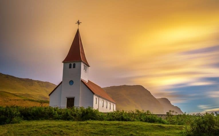 Lutheran church in Iceland
