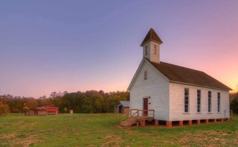 rural Baptist church