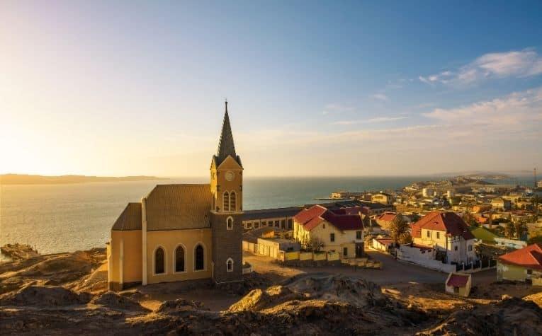 Lutheran church in Africa