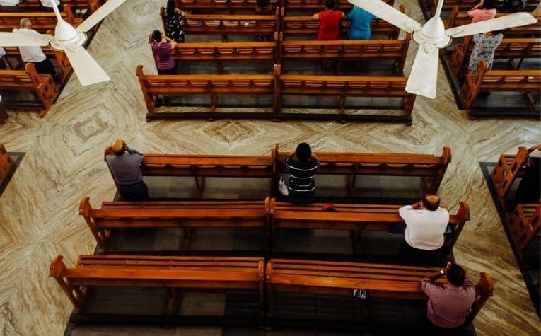 Lutheran church sanctuary