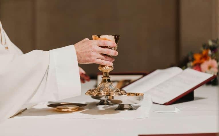 Lutheran communion