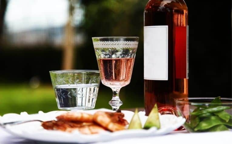 Lutheran church wine