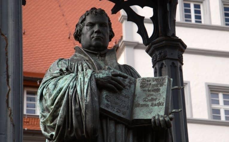 Martin Luther predestination