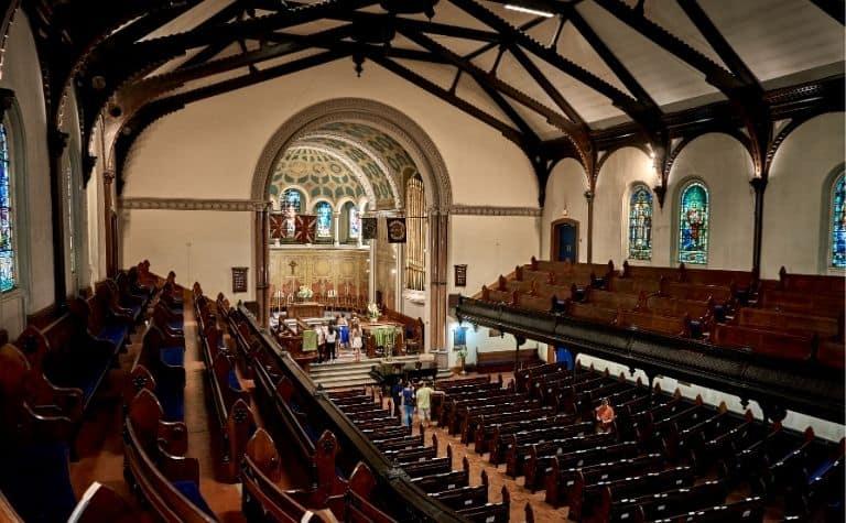 Presbyterian church in Canada
