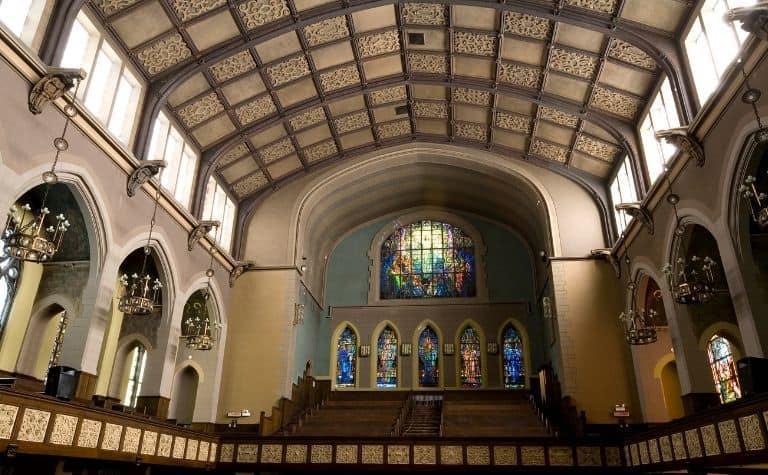 Presbyterian sanctuary