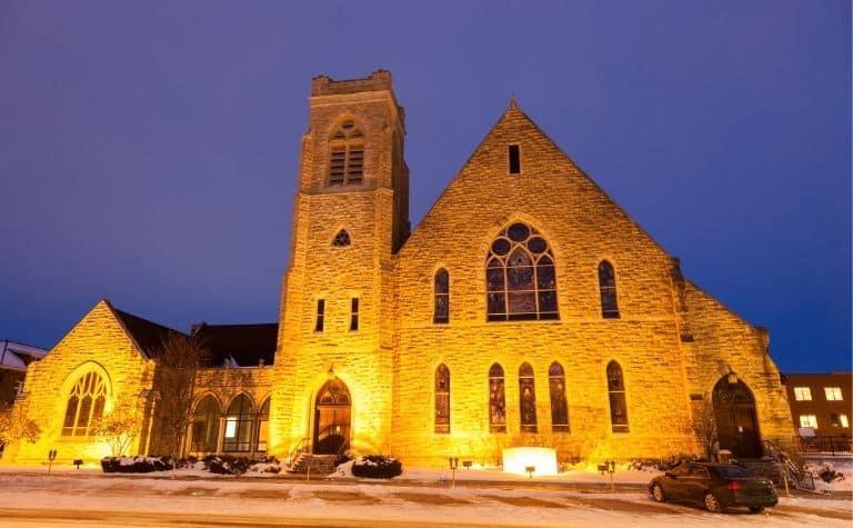 Presbyterian church Kansas