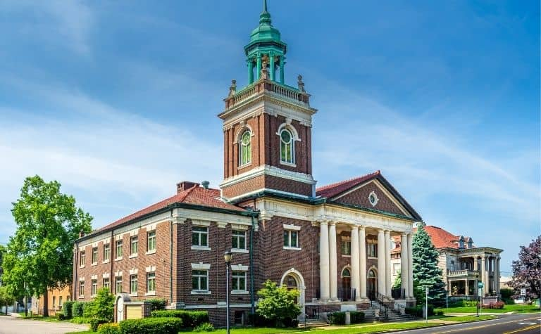 Presbyterian Church in Indiana USA