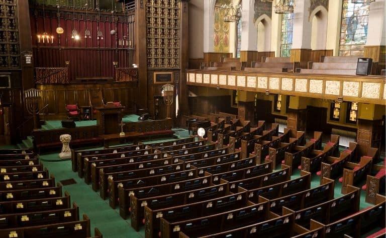 Presbyterian church sanctuary