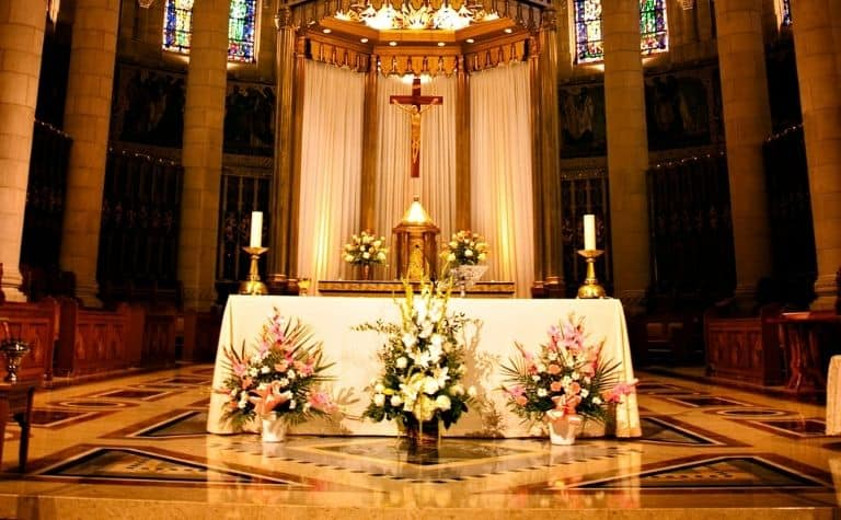Altar for the Eucharist