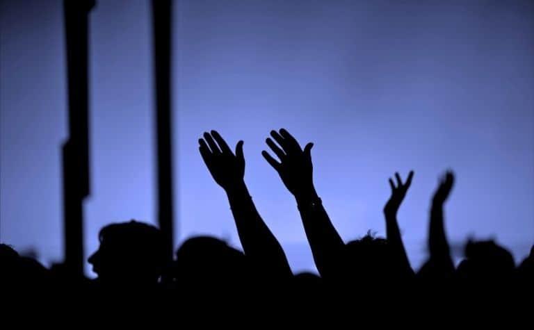 Methodism worship service