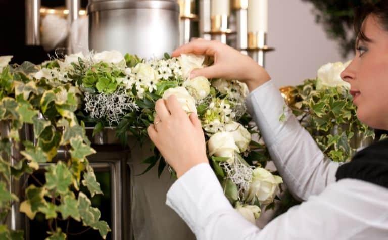 Catholic funeral