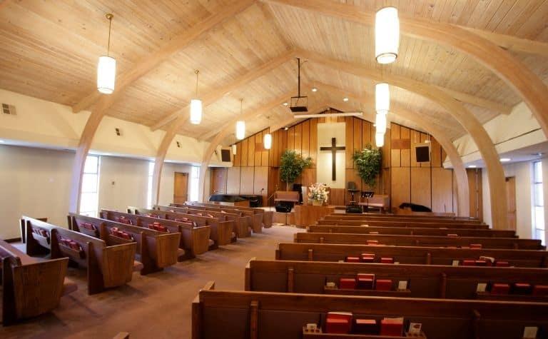 Christian church denomination