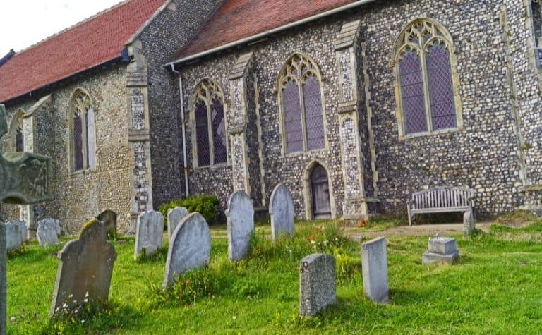 Anglican church in England