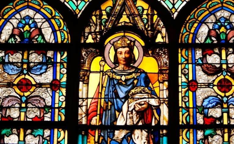 Catholic saint veneration