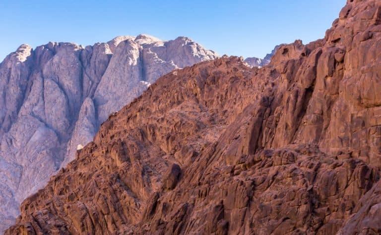 Moses Mount Sinai