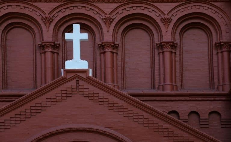 Protestant Methodist church