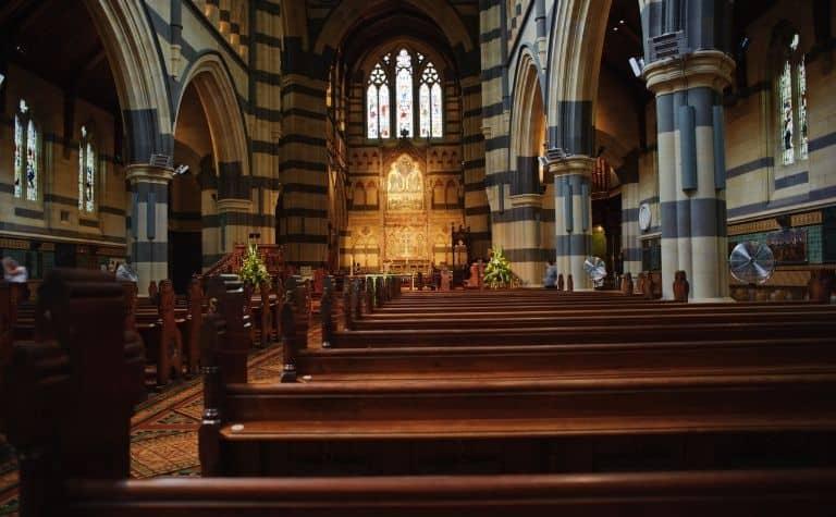 Protestant evangelical Christian church