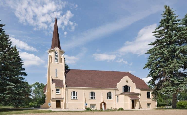 Protestant Christian church