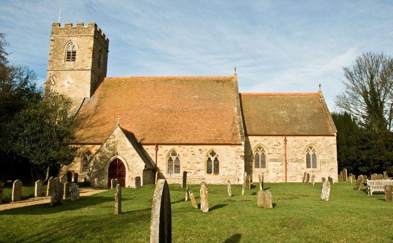 Non-denominational church