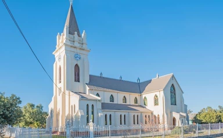 Reformed Calvinist church