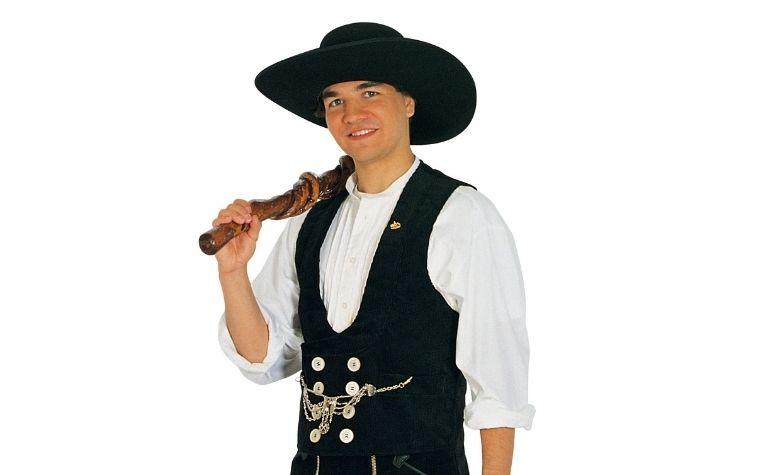 Puritan Christian man
