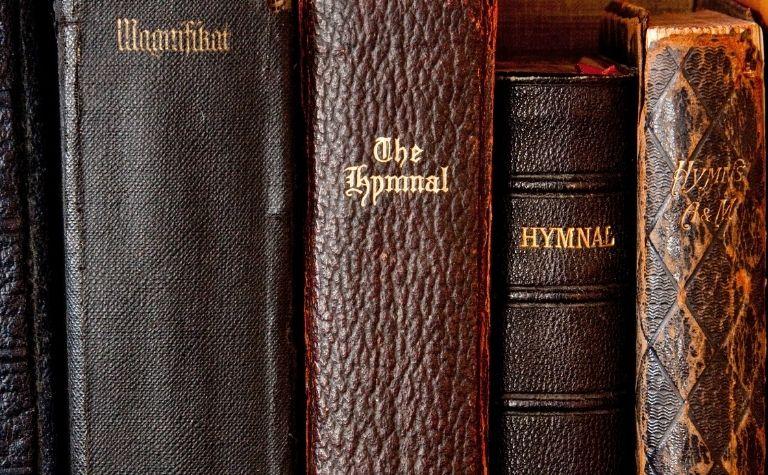 Christian church hymnal