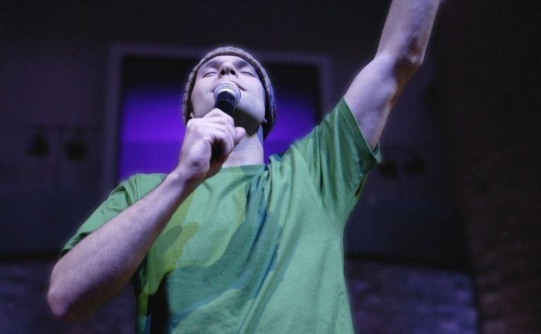 Pentecostal Christian worship